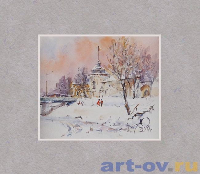 Ярославль. Декабрьская серия.05