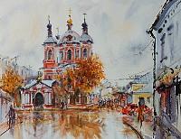 Храм Св Климента . Москва